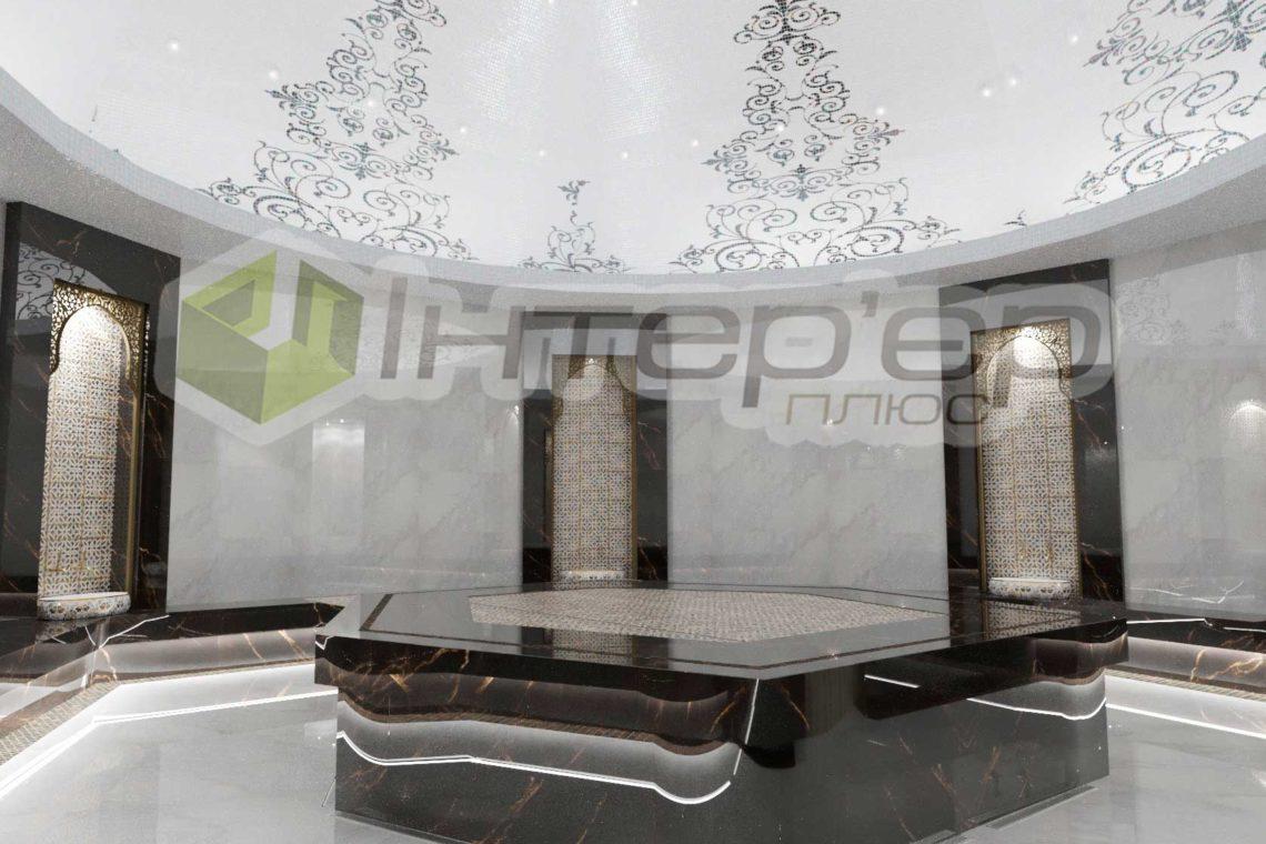 Дизайн Хамам,Турецкая баня Киев