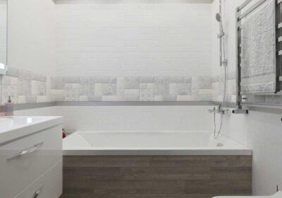 Дизайн маленкой ванной