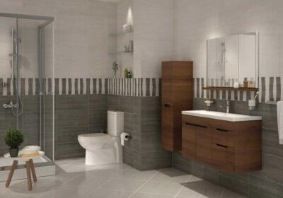 Плитка для ванной комнаты SERPENTINE Борисполь