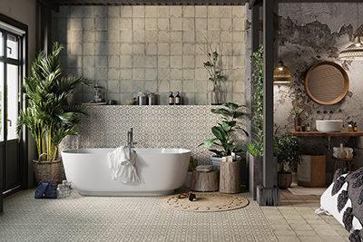 Плитка в ванную комнату Киев